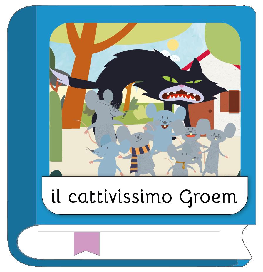 Cover Il cattivissimo Groem
